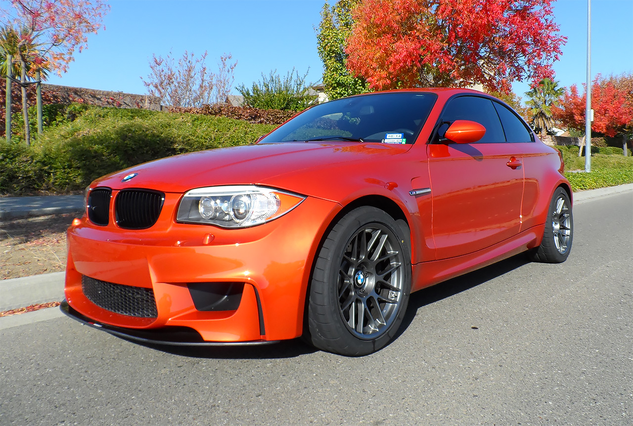 apex BMW e82 1m arc8 ec7 fl5 sm10 wheels fitment