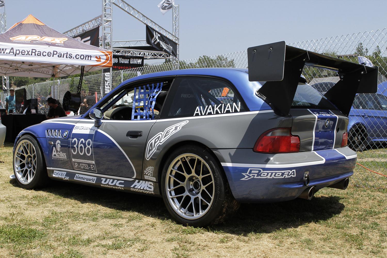 E36 7 E36 8 Z3m Wheel Tire Fitment Guide Apex Race Parts